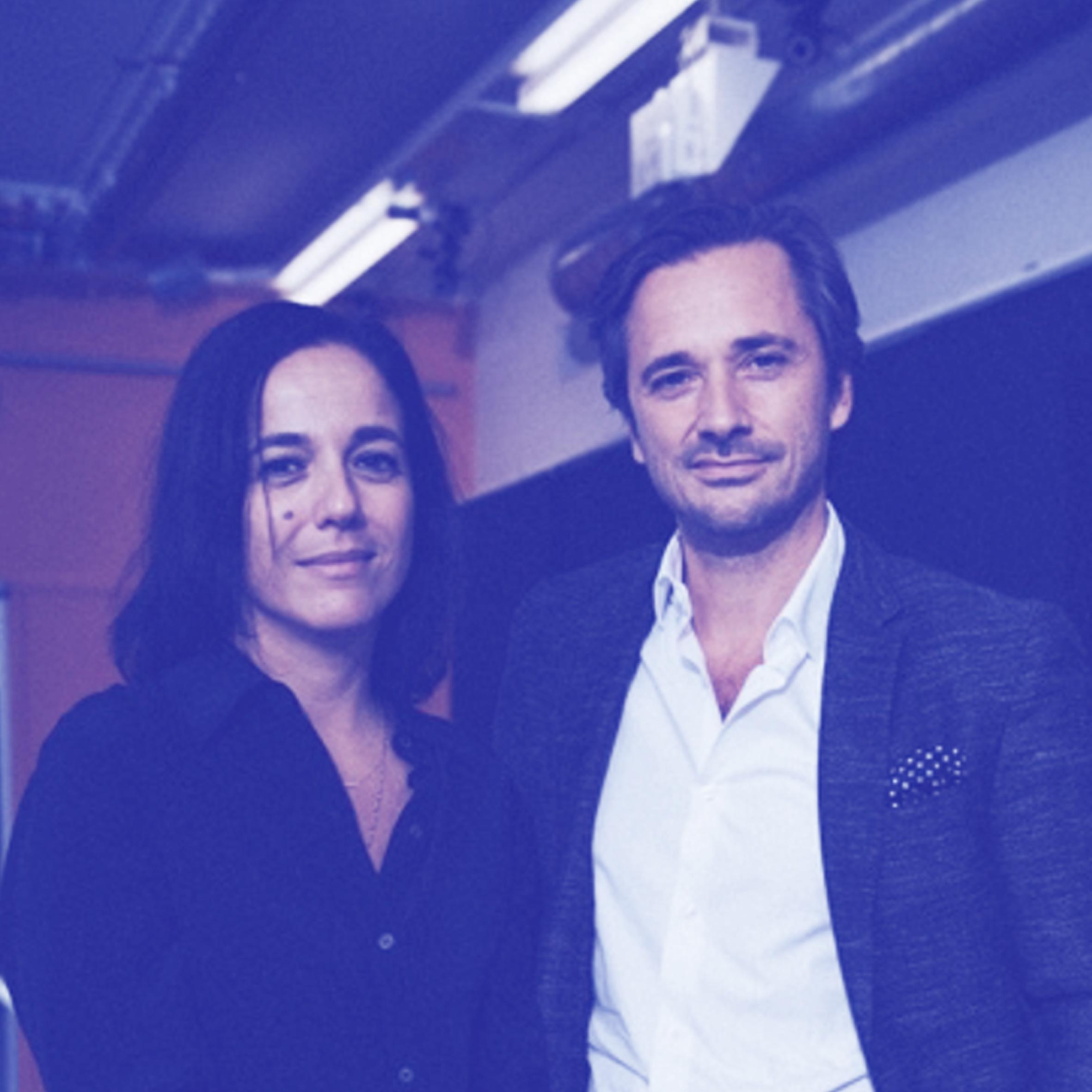 Jocelyne Block & Grégoire Courtine
